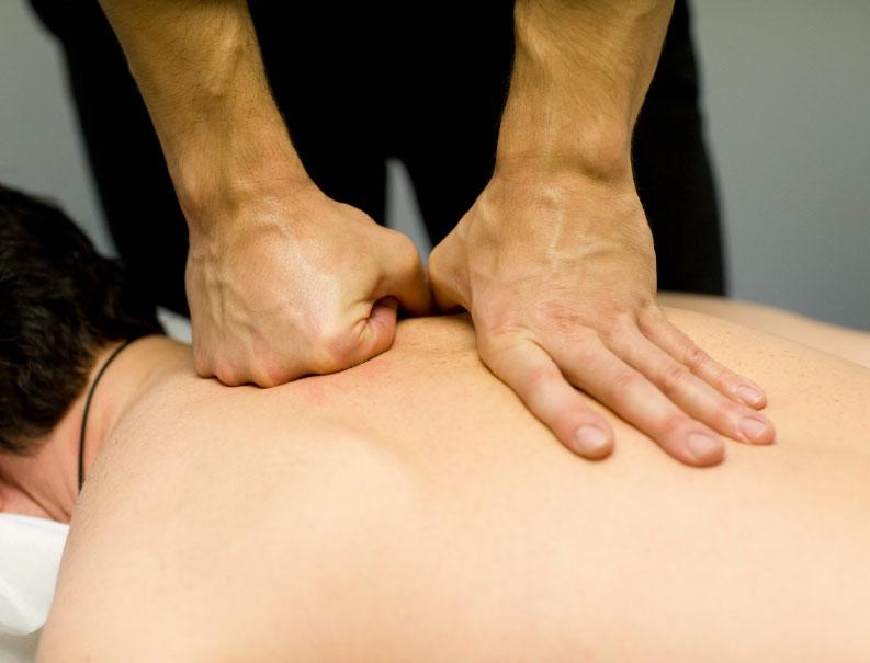 Falmouth deep tissue massage